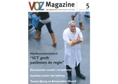 Voz magazine,  Nederland