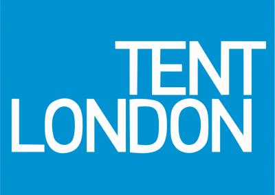 TENT london 2012, UK