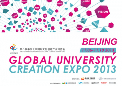 Creation Expo 2013, Beijing