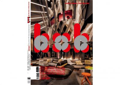 BOB Magazine. Korea 2013