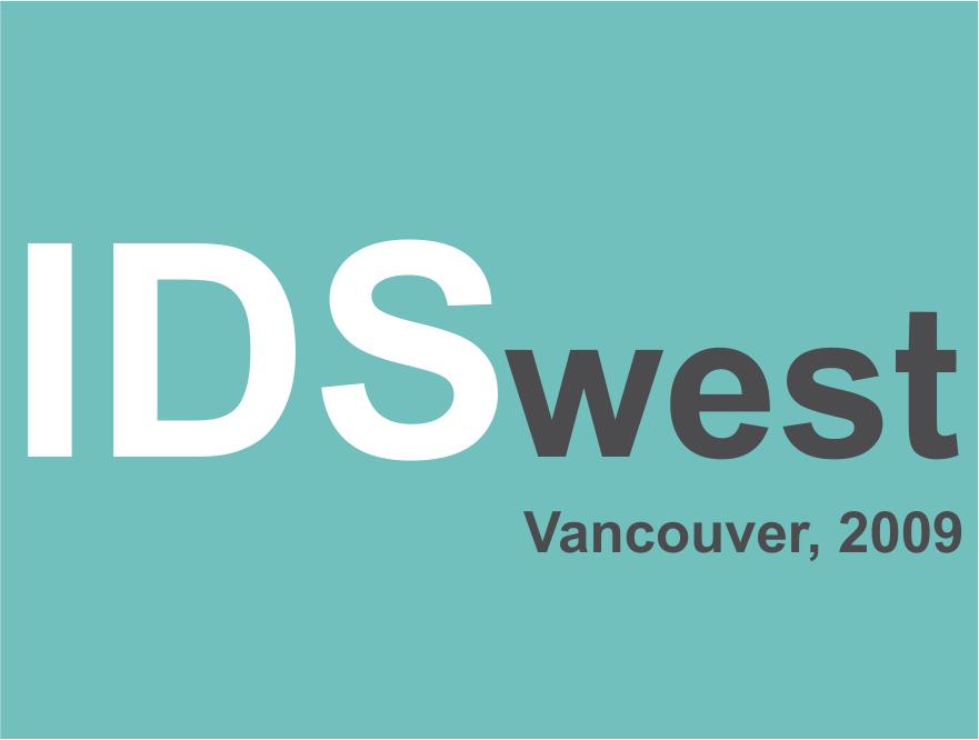 InteriorDesignShow. Vancouver 2009