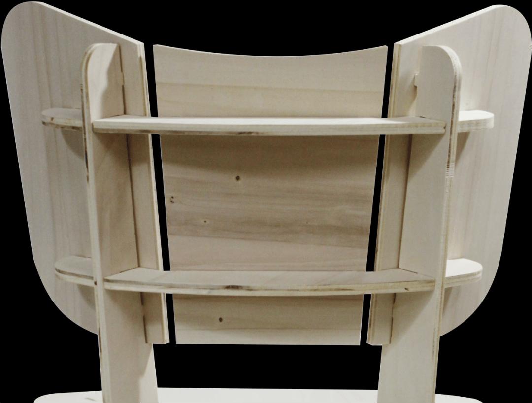 CNC- Chair