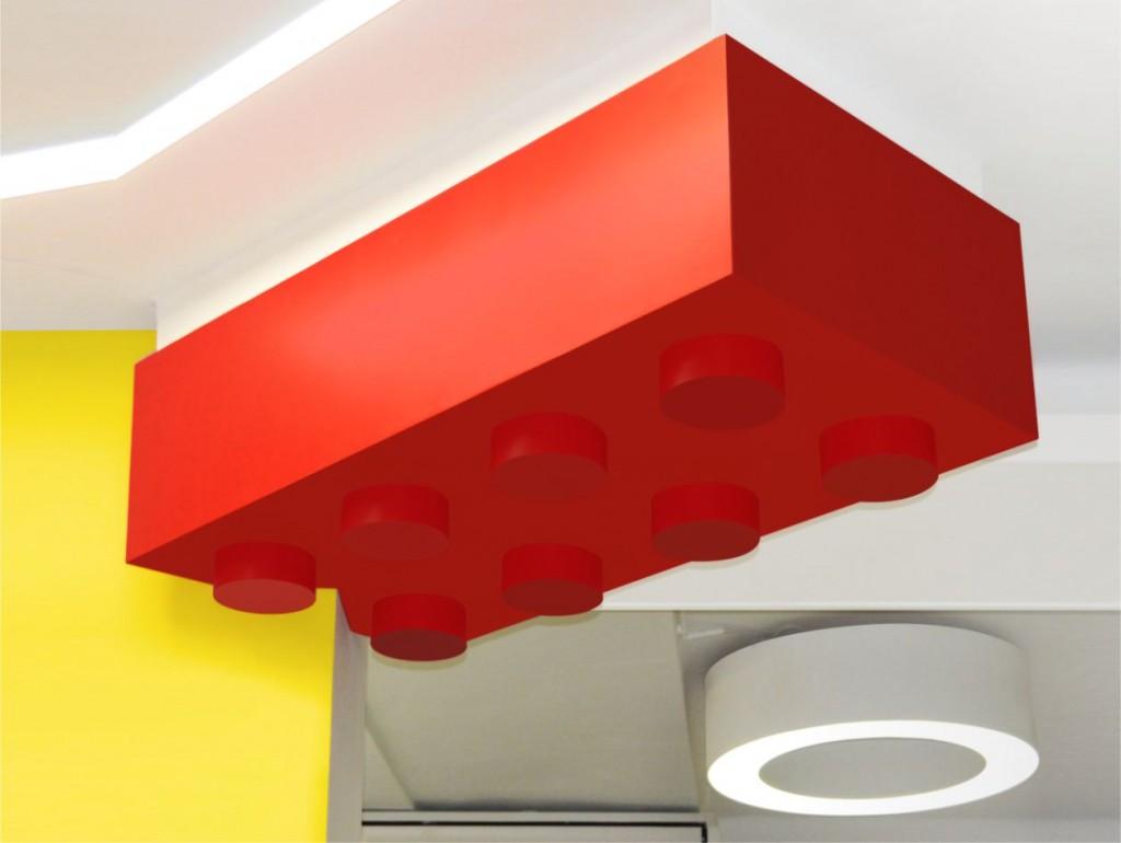 Lego Store, Barcelona